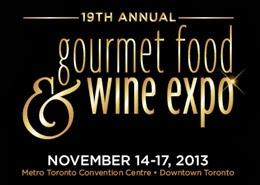 2013 Gourmet Food & Wne Expo
