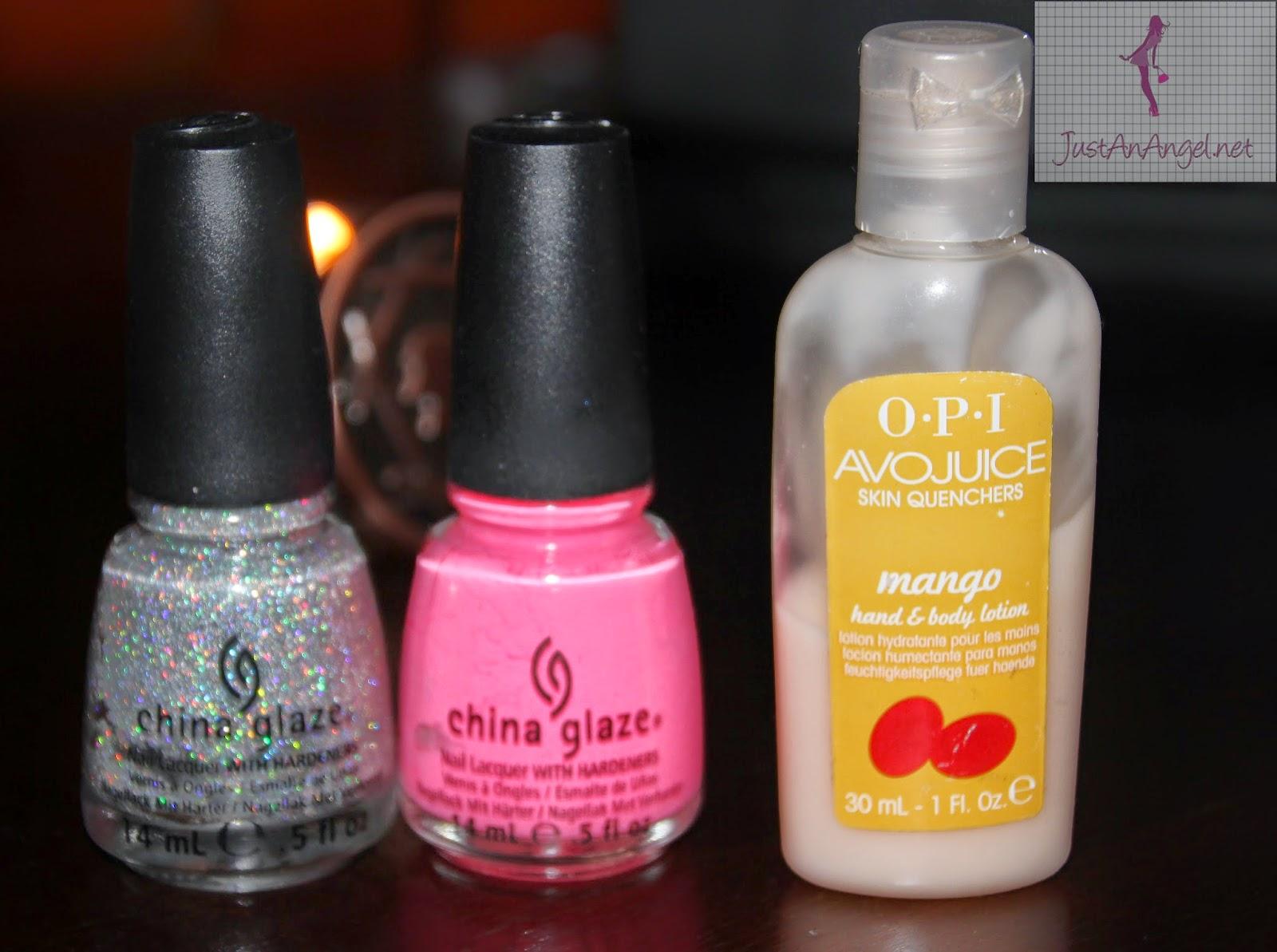 oja China Glaze O.P.I. Avojuice