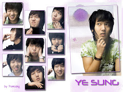 Yesung oppa ^^