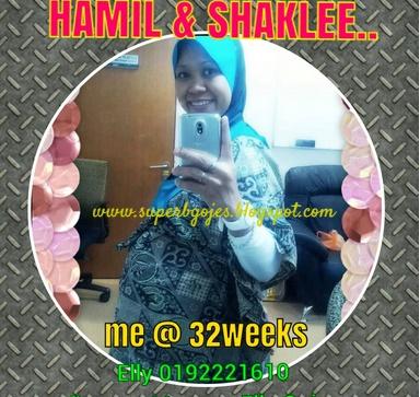 HAMIL DENGAN SHAKLEE