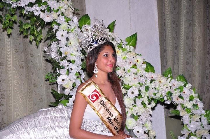 Charithas Clicks at Miss Sri Lanka 2011 ~ Sri Lankan Stars