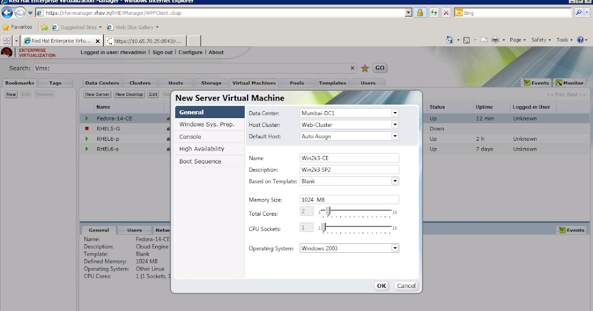 Paps the Virtualization/Cloud Plumber: Windows Virtual Machine with ...