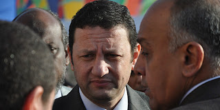 Bassem Ouda, the former minister of supply