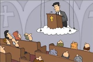 o pastor e o culto