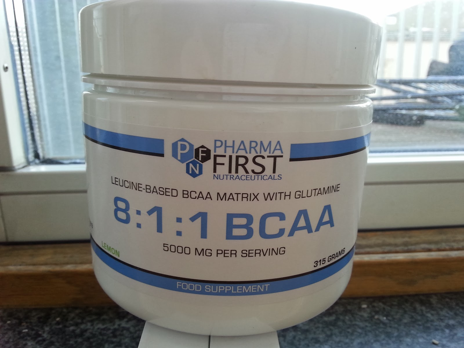 World's First Gummy BCAAs