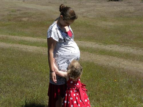 Vaginal birth aftert cesarean pitocin