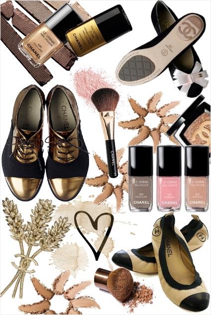 Chanel, shoes, elegance, glamour, luxury, style, fashion