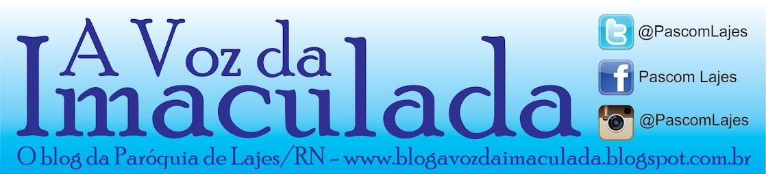 Blog A Voz da Imaculada