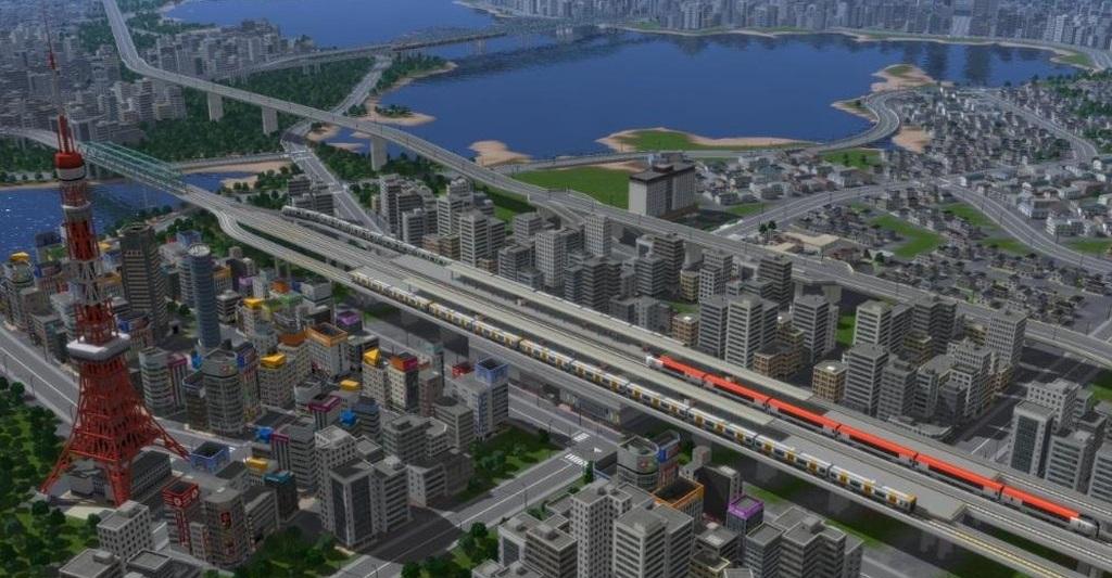The Train Giant A Train 9 PC Full Game Screenshots 3