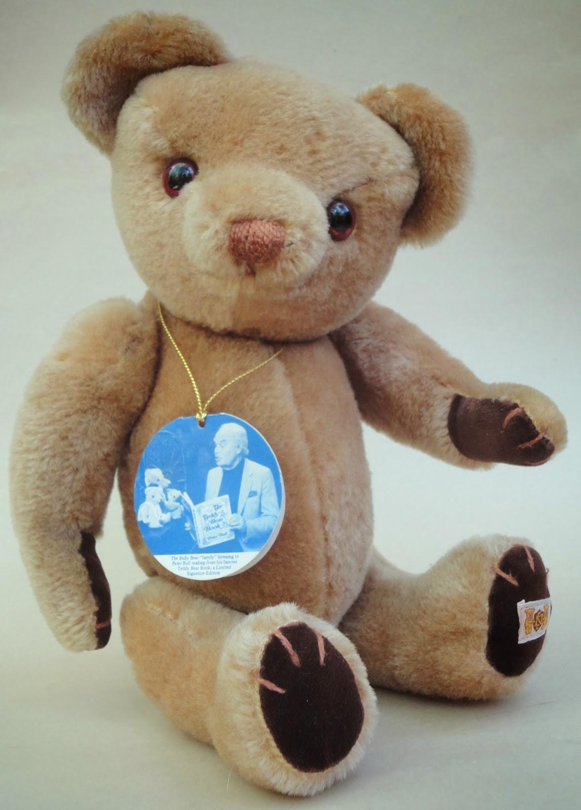 collectible teddy bears