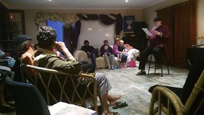 Chanukah celebration as Kehillah-2015