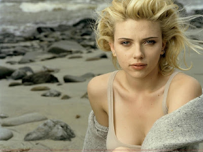 Scarlett Johansson Latest Wallpaper