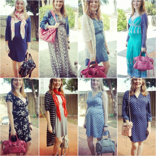Away From Blue Blog #31Days31DifferentDresses Style Challenge Pt2