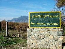 الحديقة الوطنية بإشكل