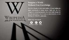 Wikipedia, NSA dan Benteng Digital