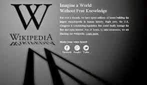 Wikipedia, NSA dan Benteng Digital