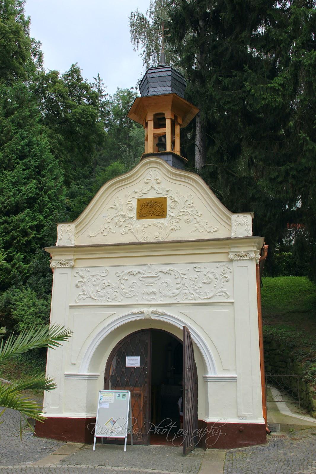 Kaple sv. Alžběty/The Chapel of St. Elizabeth