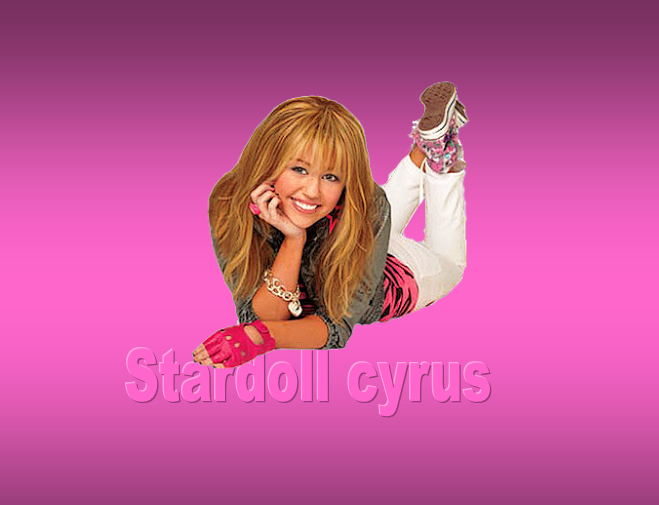 Stardoll cyrus