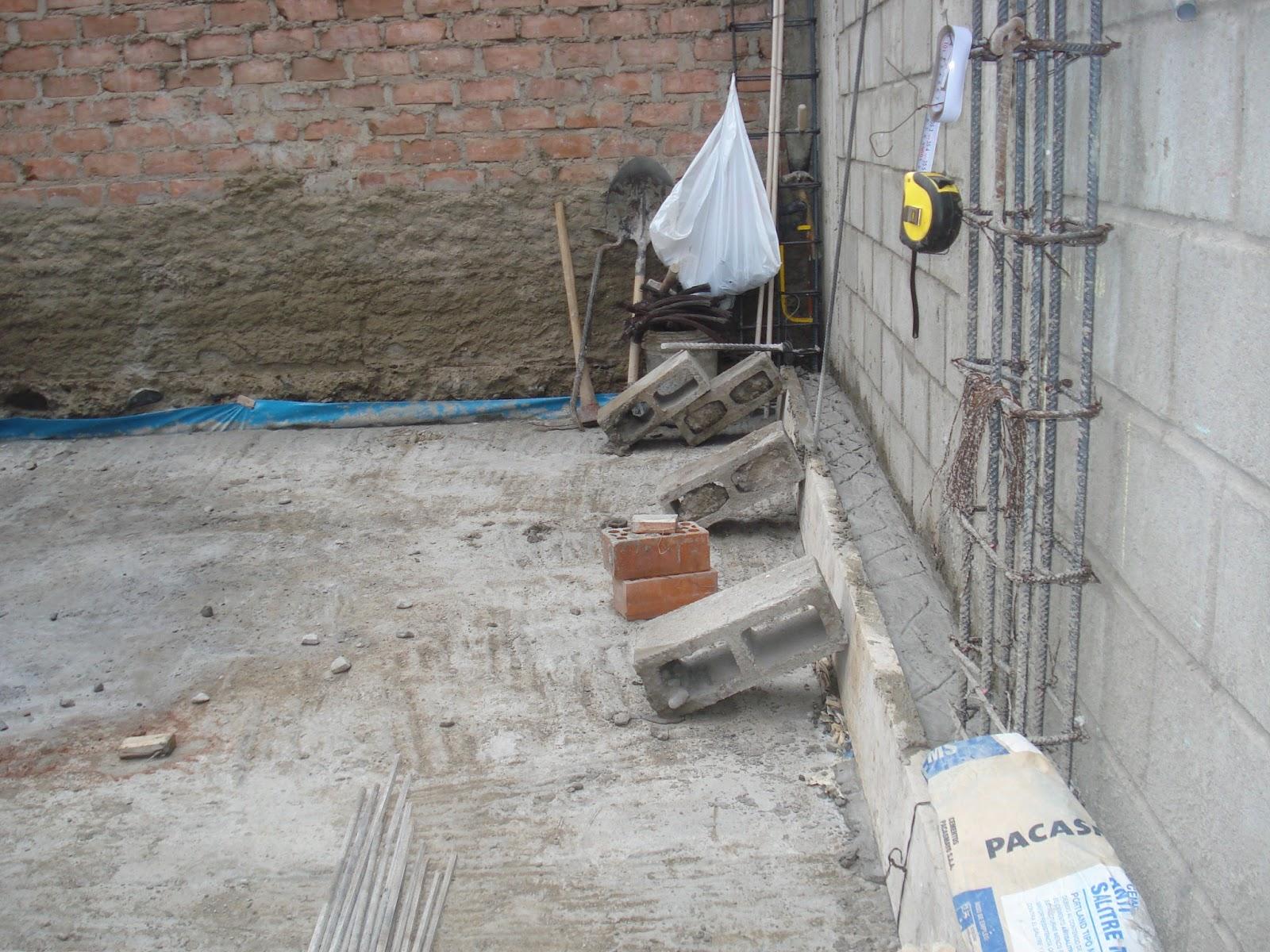 Construcci n de una casa sobrecimientos - Construccion de una casa ...