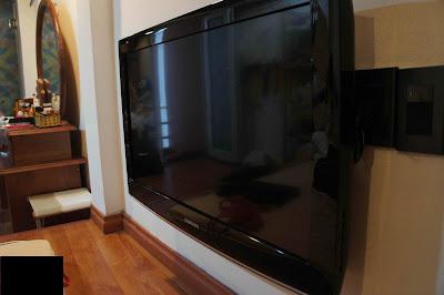 Giá Treo màn hình LCD tự làm