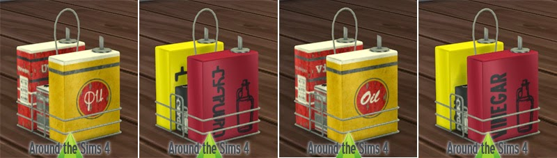 my sims 4 blog american diner objects uniforms and wallpaper by sandy. Black Bedroom Furniture Sets. Home Design Ideas