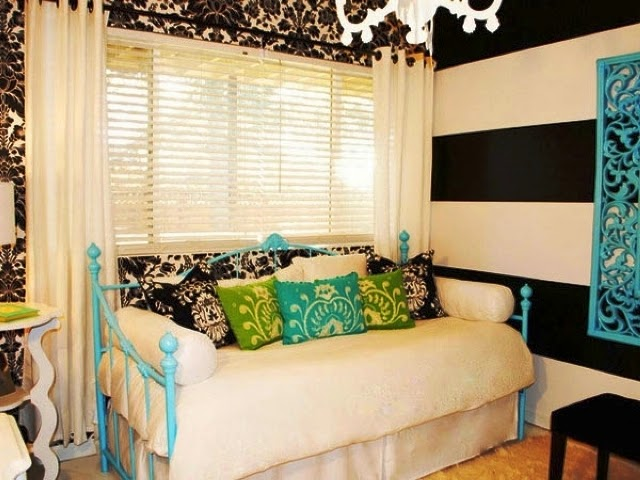 painting ideas for a teenage girl's room