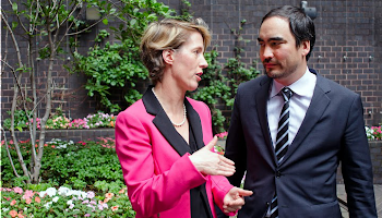 Teachout Running Mate Tim Wu is Feared to Have Enough Support to Win