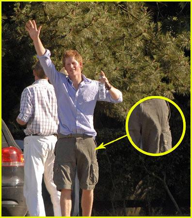 Prince Harry Awkward Boners