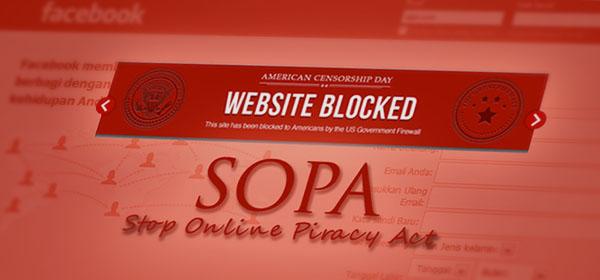 Apa itu SOPA?