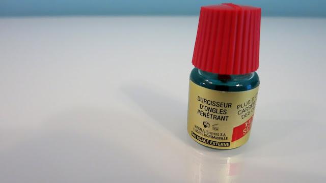 Kynsienkasvatusta formaldehydillä