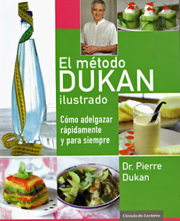 Regalo revista Clara septiembre 2013, el Metodo Dukan