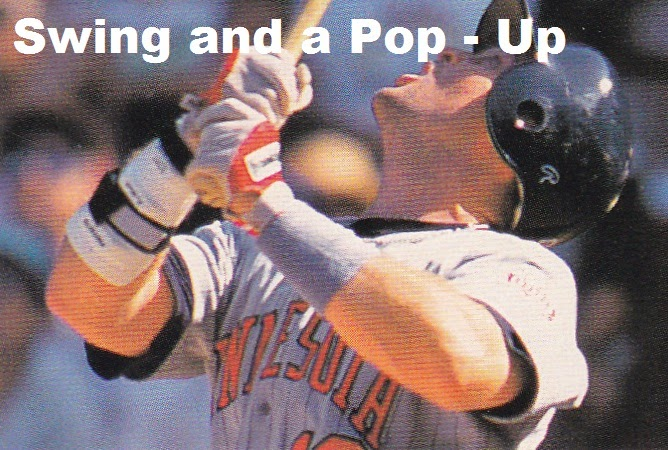 Swing And A Pop-Up