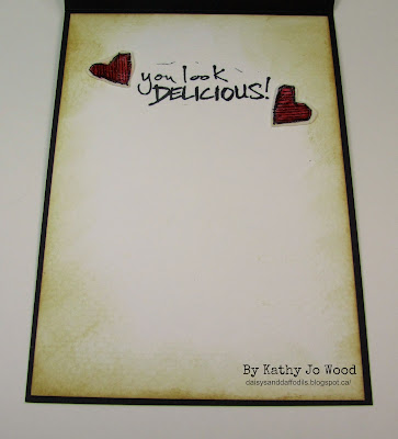 walking dead birthday valentine's day card