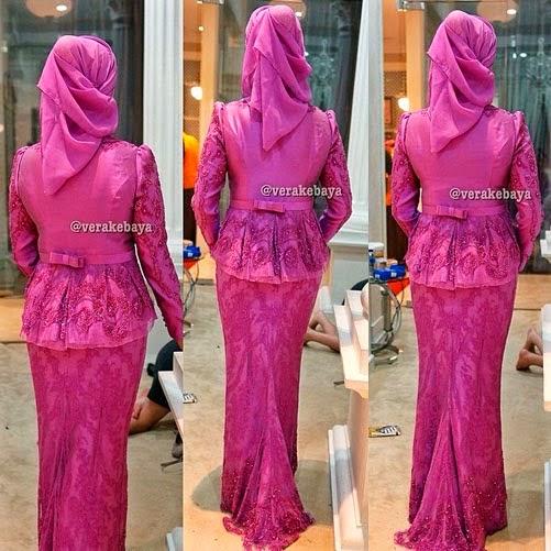 Muslimah Creations Model Kebaya Modern Muslim Newest