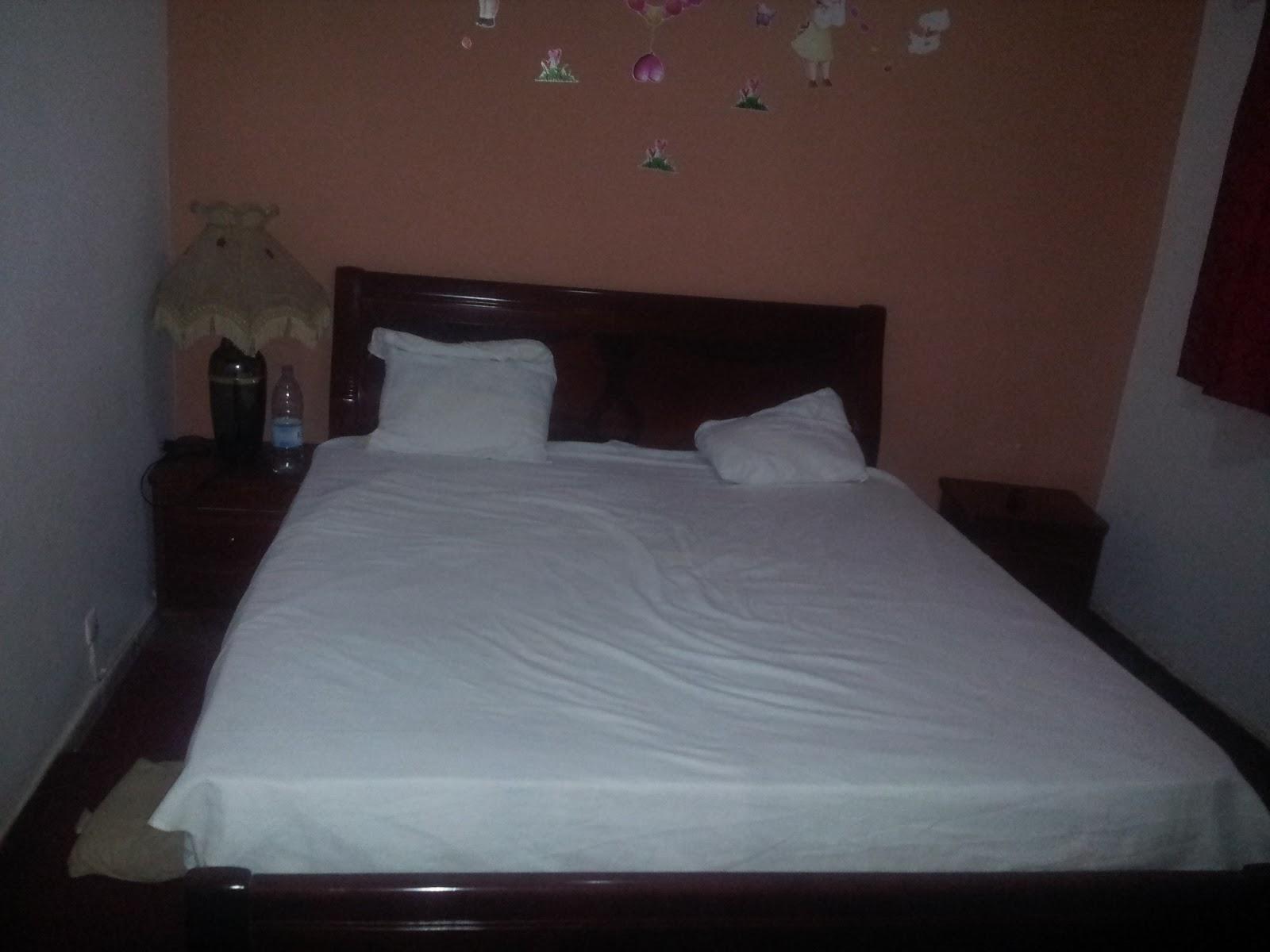 3 chambres salon meublés à nord foire, dakar à 61euros la nuitée ...