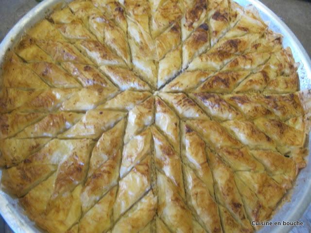 Baklava le blog de cuisine en bouche for Allez cuisine translation