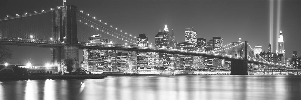 Bridge workout pics brooklyn bridge wall mural for Brooklyn bridge black and white wall mural