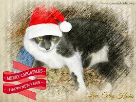 Merry Christmas Cathy Keisha and family!