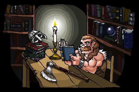 The Well Read Viking
