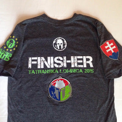 reebok spartan race slovakia finisher trifecta