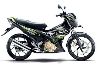 Suzuki Satria FU 2014 Specifications