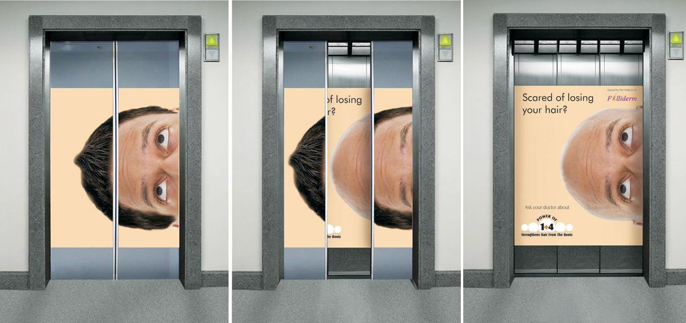 23 Cool Elevator Advertisements – Part 2.