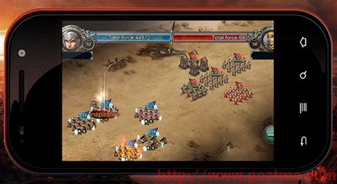 Chaos of Three Kingdoms android games