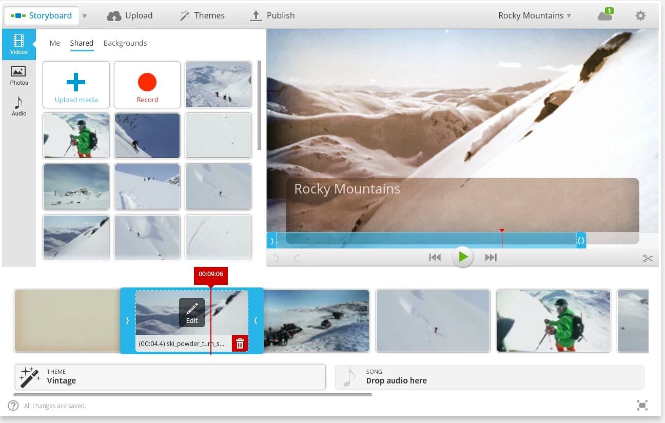 Wevideo Allows You To Easily Create And Share Videos And Short Animations  Using Wevideo App With Google Drive Will Enable You To Create Videos Right  From