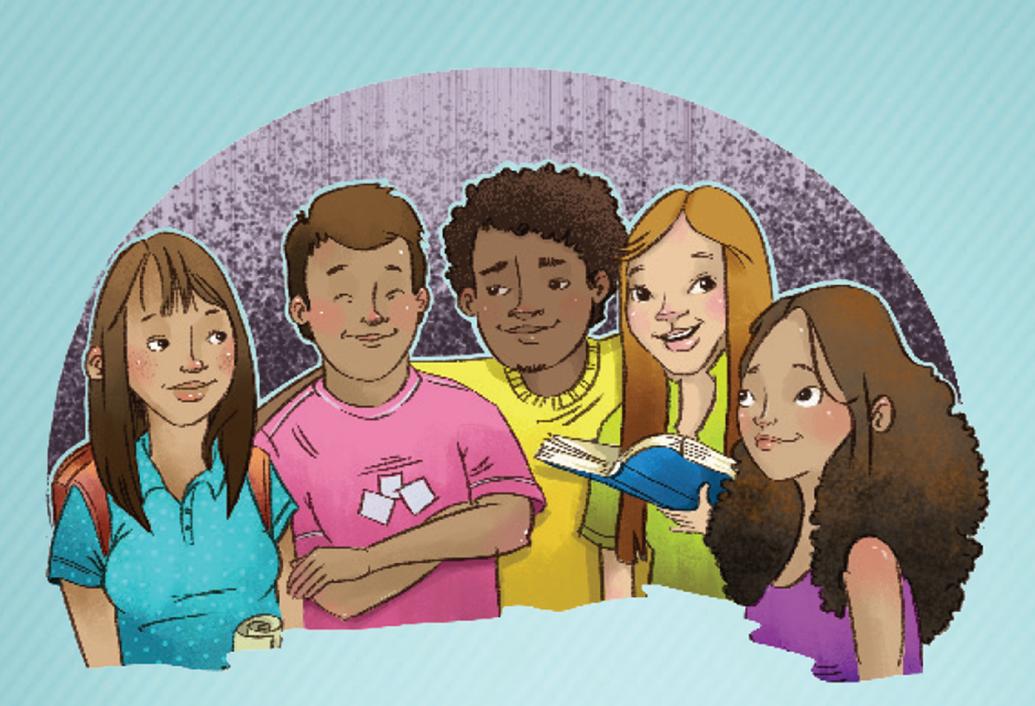 Videos de adolescentes y 4 adolescentes