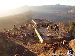 Puncak Penanjakan Gunung Bromo