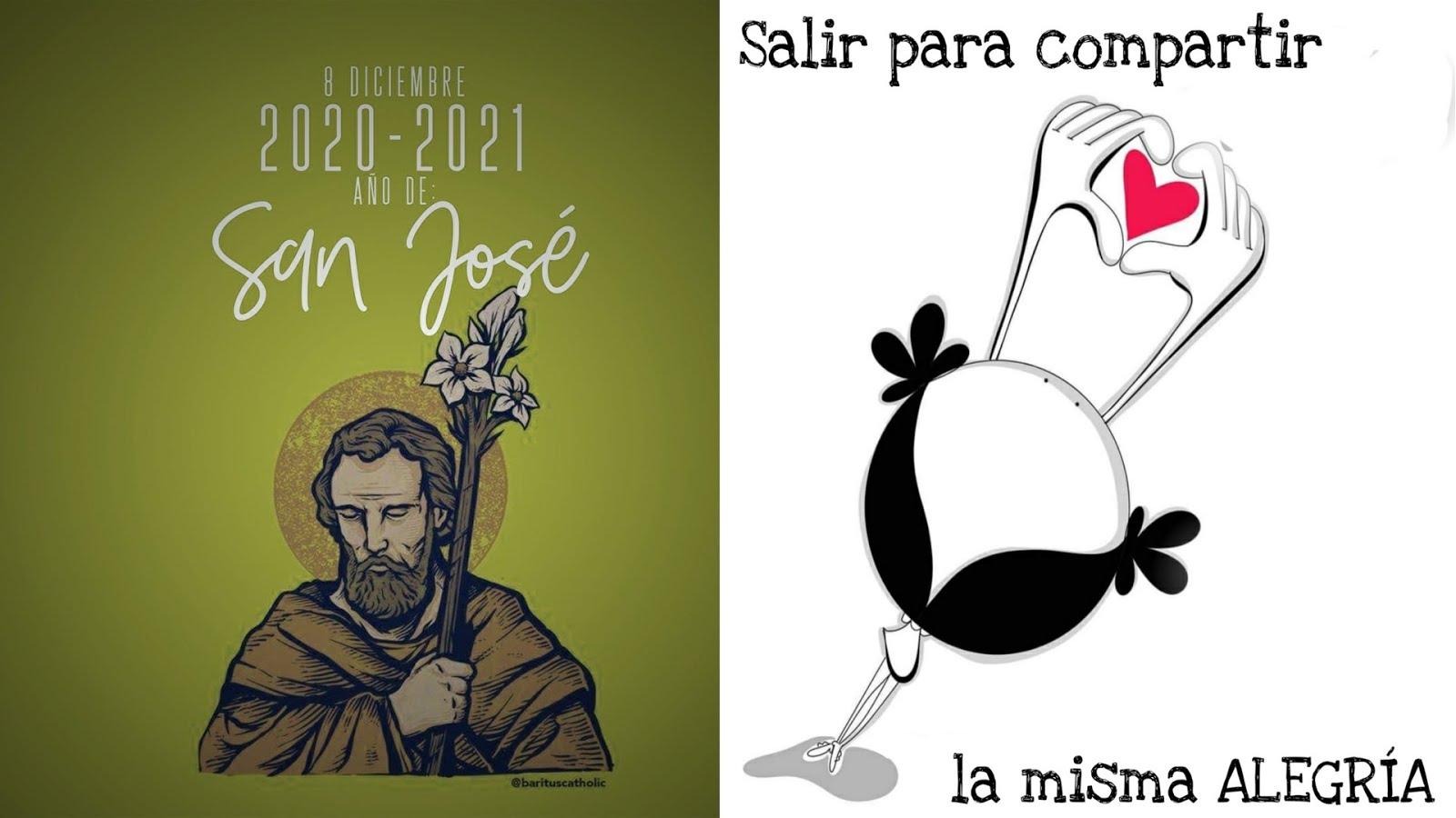 AÑOS DE SAN JOSE-LEMA 2021