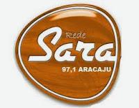 ouvir a Rádio Sara Brasil FM 97,1 Aracaju SE