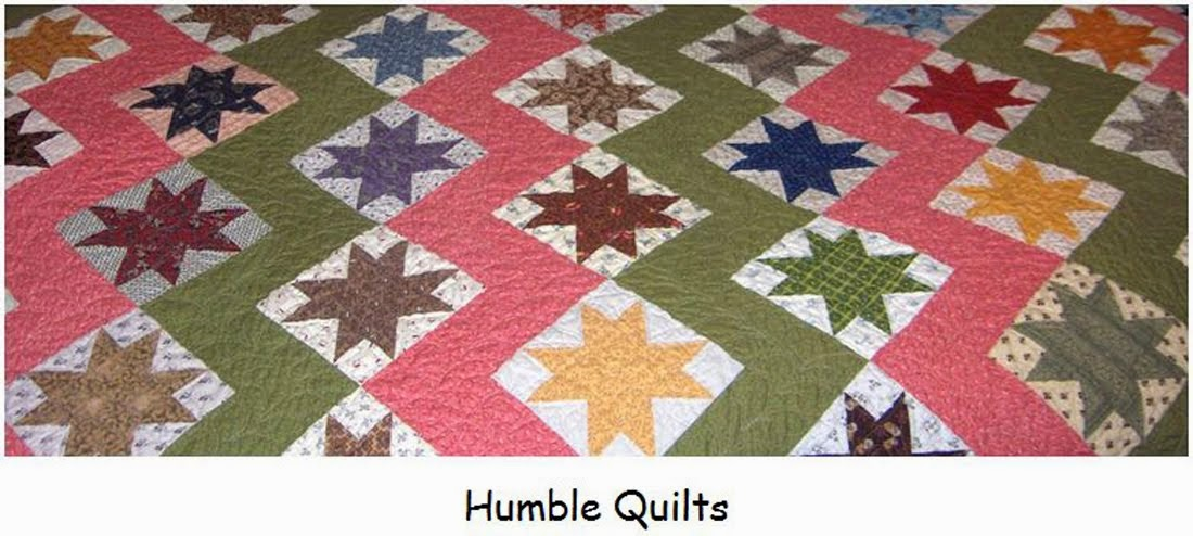 <center>Humble Quilts</center>