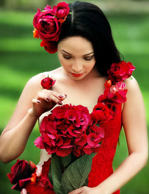 Beautiful Pictures In Red Color